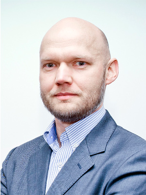 Nikolay Sergeev Member of the Board of Directors RTL Service Limited